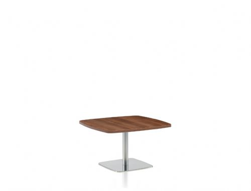 Pledge Box 680mm x 680mm Breakout Table And Flat Square Base